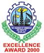 Excellence award 2000